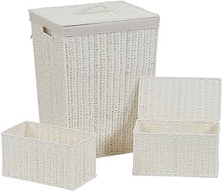 Household Essentials Corde en papier blanc.