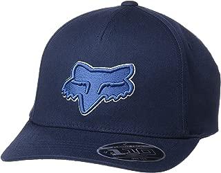 Fox Boys 21018 Curve Bill Snapback Baseball Cap - - One Size Blue