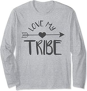 Shirt Mom Bride Team Reunion Gift Long Sleeve T-Shirt