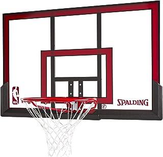Spalding Polycarbonate Basketball Backboard & Rim Combo