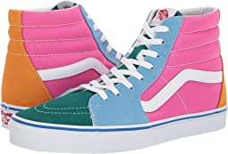 (Suede/Canvas) Bright Multi