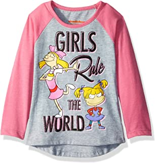 Girls' Rugrats Long Sleeve Tee