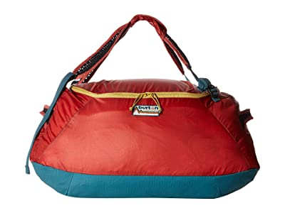 Burton Packable Multipath Duffel 40L (Hydro/ Tandoori) Duffel Bags