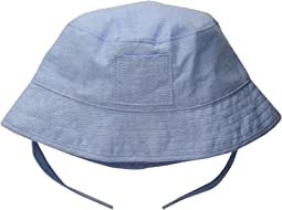 Janie and Jack Linen Bucket Hat (Infant/Toddler)