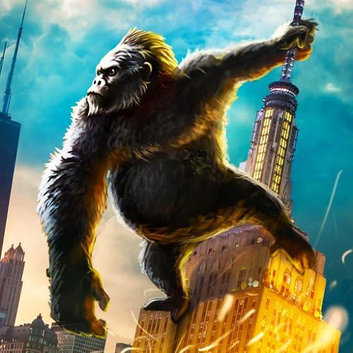 Gorilla Attacks - City Destroyer