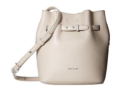 Matt & Nat Lexi Mini (Koala/Whisper) Bags