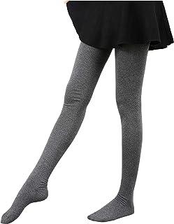 KOUTEI 超ロング オーバーニーソックス コットン 美脚 着圧 太もも以上 90cm 柔らか ニーハイ ストッキング ロングソックス 靴下