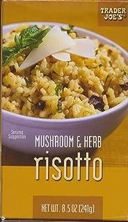 Trader Joe's Mushroom and Herb Risotto