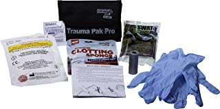 Adventure Medical Kits Trauma Pak Pro with QuickClot & Tourniquet