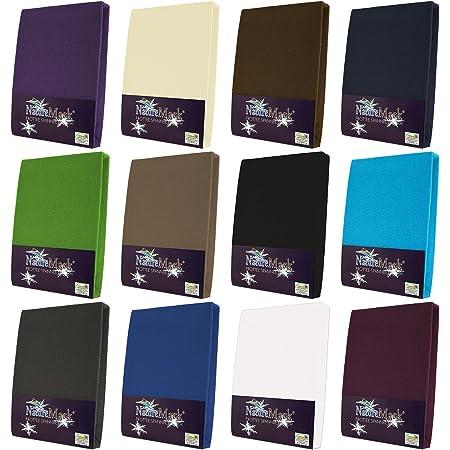 Spannbettlaken Spannbetttücher in allen Größen und Farben