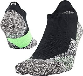 Adult Run Cushion No Show Tab Socks, 1-Pair
