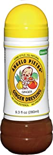 Angelo Pietro New Ginger Dressing, 9.3 Ounce