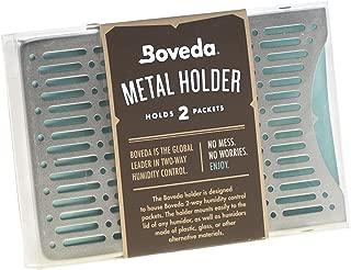 Boveda Metal Holder - Holds 2 Large Packs