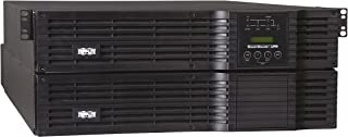 Tripp Lite SU6000RT4U 6000VA 4200W UPS Smart Online Rackmount 6kVA PDU 208/240/120V 4U, 12 Outlets