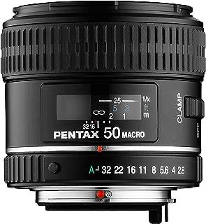 Pentax SMCP-D FA 50mm f/2.8 Lens for Pentax and Samsung Digital SLR Cameras (OLD MODEL)