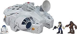Playskool Heroes Star Wars Galactic Heroes Millennium Falcon and Figures (Amazon Exclusive)