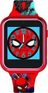 Spiderman Mixte Enfant Digital Montre avec Bracelet en Silicone SPD4588