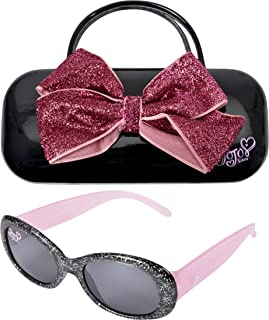 JoJo Siwa Kids Sunglasses with Matching Glasses Case and...