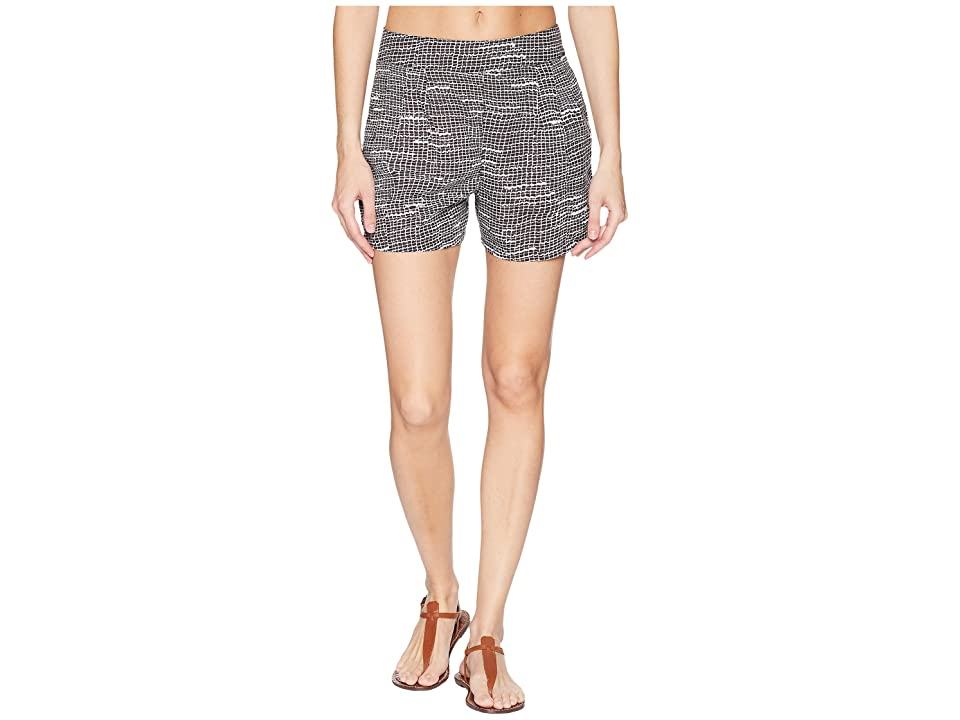 Prana Tessie Shorts (Charcoal Thatch) Women