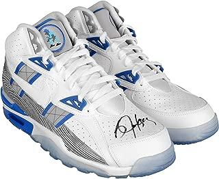 Bo Jackson Kansas City Royals Autographed Nike Broken Bats Shoes - Fanatics Authentic Certified - Autographed MLB Cleats