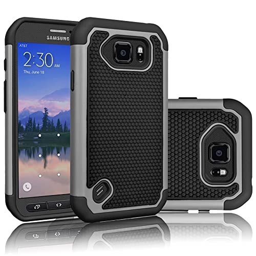 online store 0bdc1 f61fe Samsung Galaxy S6 Active Otterbox Commuter Case: Amazon.com