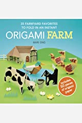 Origami Farm: 35 farmyard favorites to fold in an instant Paperback