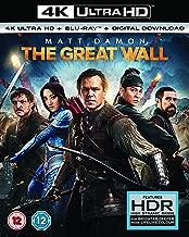 The Great Wall [4K Ultra HD + Blu-ray]