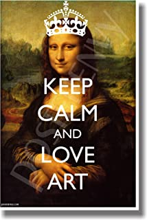 keep calm and love posters