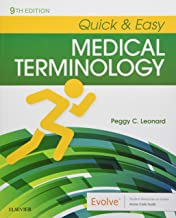 Medical Terminology Online with Elsevier Adaptive Learning for Quick & Easy Medical Terminology (Access Code and Textbook Package)