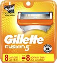 Gillette Fusion5 Men's Razor Blades - Cartridge Refills (Packaging May Vary), Mens Razors / Blades, 8 Count