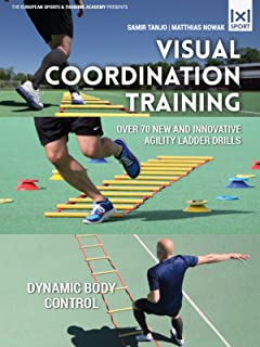 Visual Coordination Training: Agility Ladder Drills