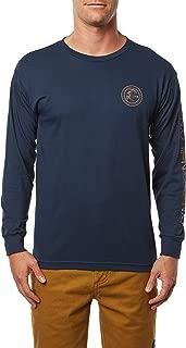 Men's Pocket Logo Long Sleeve Tee Shirt