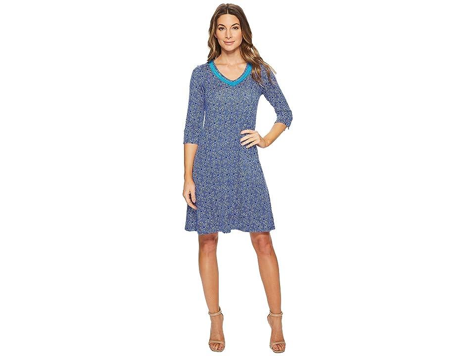 Hatley Elsie Dress (Indigo Seafarer) Women