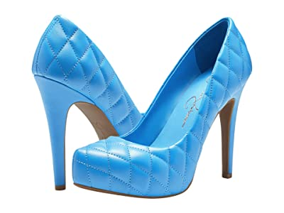 Jessica Simpson Parisah7 (Spring Poppy Blue) Women