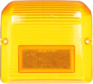 Bargman 30-86-712 Side Marker Clearance Light Lens #86 Wrap-Around Amber