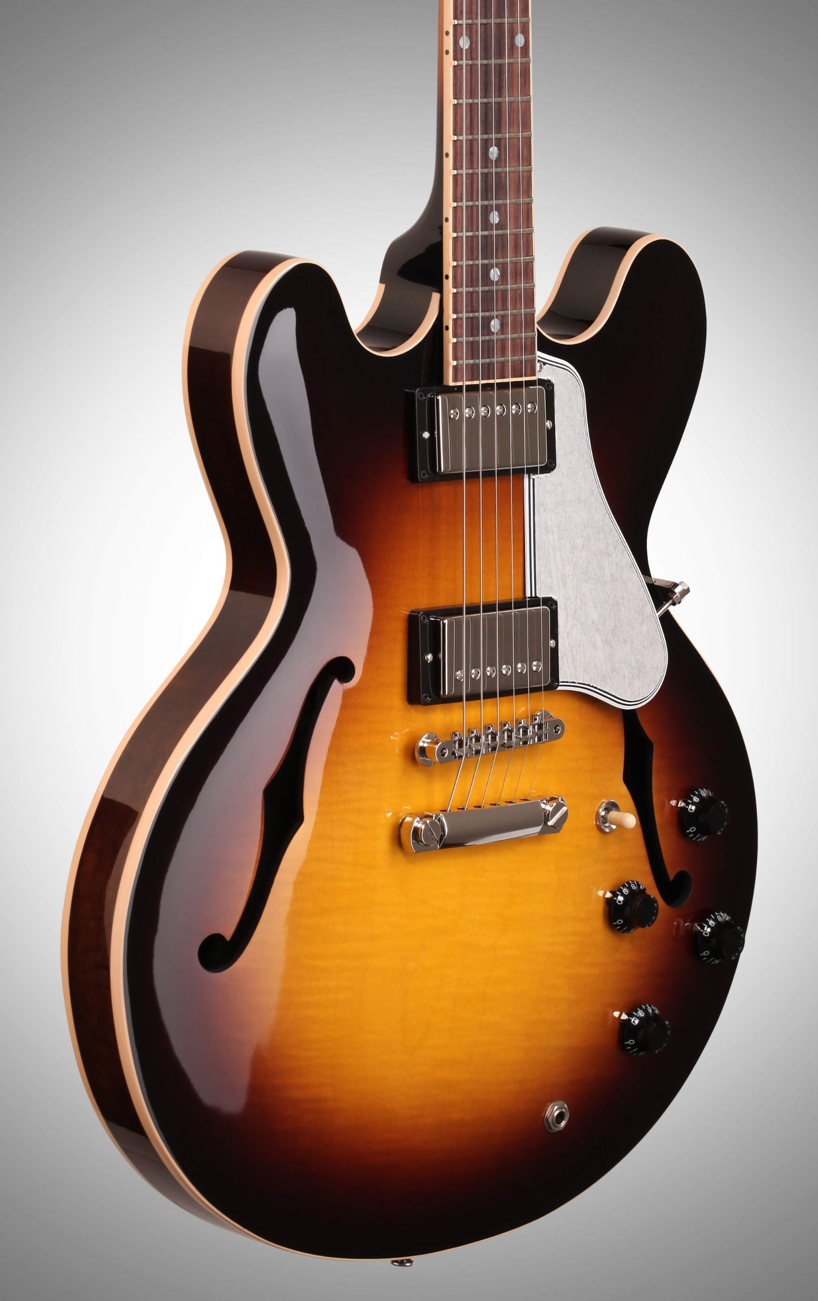 Gibson Memphis esdt14vsnh1 ES-335 semi-hollow-body guitarra ...