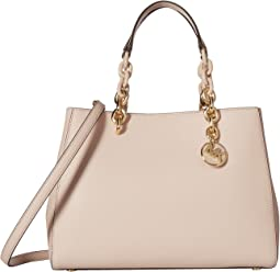 Cynthia Medium Convertible Satchel