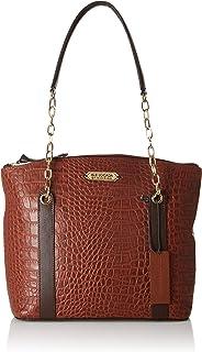 Isle Locada By Hidesign Autumn-Winter 19 Women's Shoulder Bag (Tan/ Brown)
