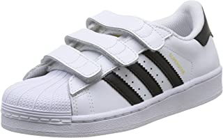 adidas Boys' Superstar Foundation CF Shoes