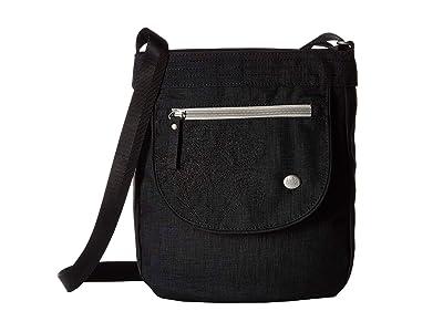Haiku Jaunt (Black Morel) Handbags