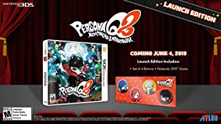 Persona Q2: New Cinema Labyrinth - Launch Edition - Nintendo 3DS