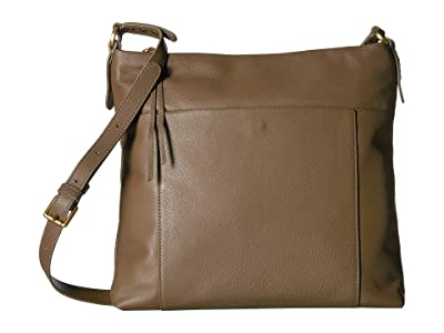 Hobo Forest (Graystone) Cross Body Handbags