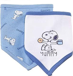 Tex-ass Baby Halstücher für Jungen Snoopy 2er Set