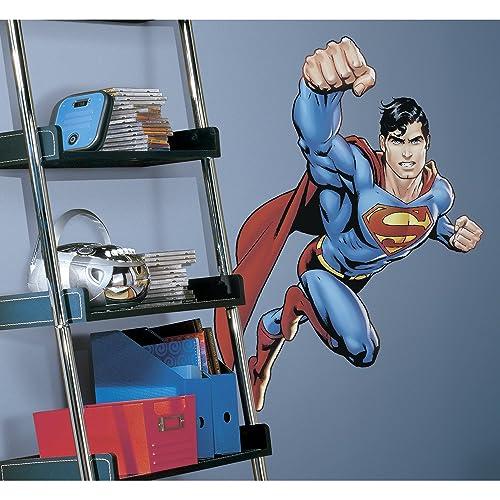 Superman Bedroom Decor: Amazon.com