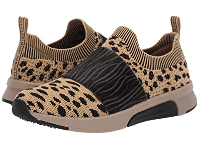 Mark Nason Modern Jogger Abbe (Cheetah) Women