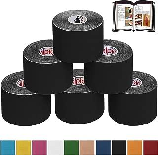 BB Sport 6 Rollos Cinta Kinesiología Tape 5 m x 5 cm Cinta