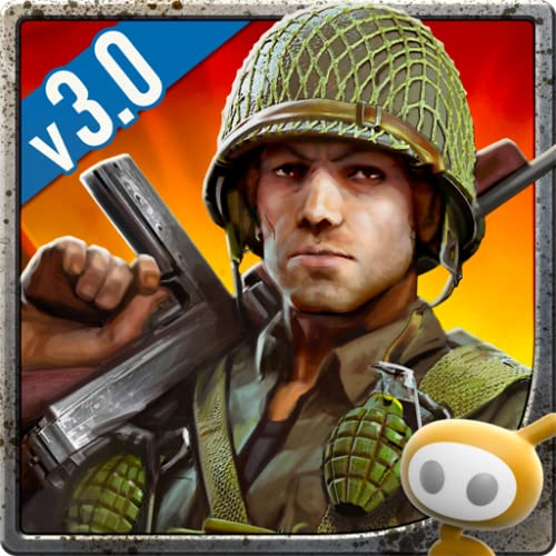 FRONTLINE COMMANDO: D-DAY (Kindle Tablet Edition)