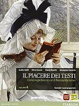 Permalink to Il piacere dei testi. Per le Scuole superiori. Con espansione online: 4 PDF
