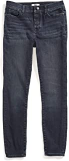 TOMMY HILFIGER Womens Adaptive Skinny Jeans with Adjustable Waist and Magnet Buttons Jeans - Blue - 8