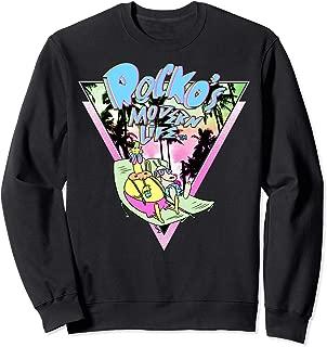 Colorful Triangle Logo Sweatshirt